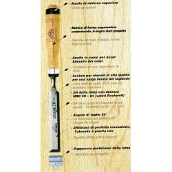 Scalpelli Stubai manico legno