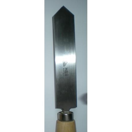 Cesello di raschiatura profilo a cuspide Stubai art.7026 mm.30